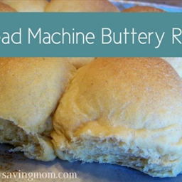 Buttery Yeast Rolls