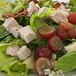 California Cobb Salad with Grapes