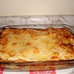 Can't Boil Water Lasagna