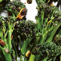 Caper broccolini