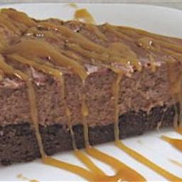 Caramel Mocha Cheesecake
