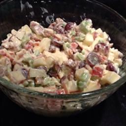 Careys Waldorf Salad