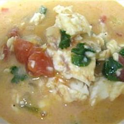Caribbean Fish Soup