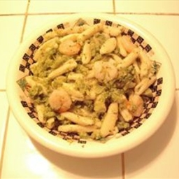 Cavatelli, Broccoli And Shrimp