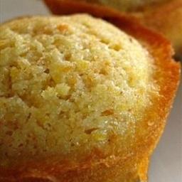 Caw's Cornbread Muffins