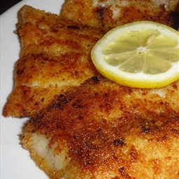 Ccheryls Orange Roughy Piccata