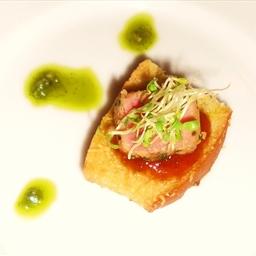 Charred Ahi Tuna Sandwich (Dj/ln)