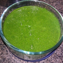 Chat Green Chutney