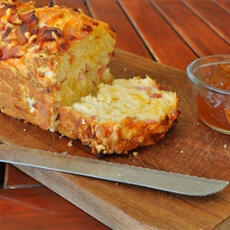 Cheddar and Bacon Bread