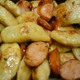 Cheddar & Chive Potato Pierogies