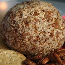 Cheddar-Ranch Cheese Ball