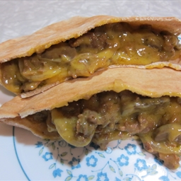 Cheese Steak Pockets