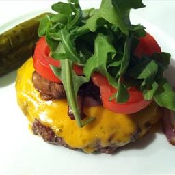 Cheeseburgers without a bun
