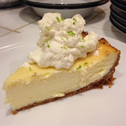 Cheesecake Factory Key Lime Cheesecake
