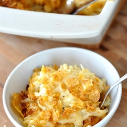 Cheesy Au Gratin Potatoes