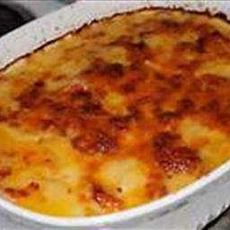 Cheesy Potato Scallop