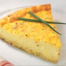 Cheesy Quiche