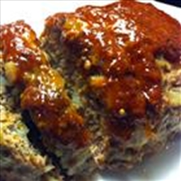 Chef John Folse's Bacon Cheeseburger Meatloaf