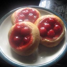 Cherry Kolaches