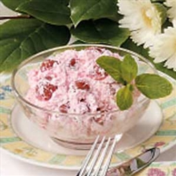 Cherry Mousse Recipe
