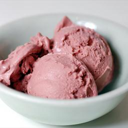 Cherry Strawberry Ice Cream