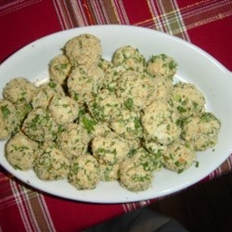 Cheryl's BCB's (Blue Cheese Balls)