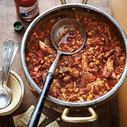 Chicken-and-Brisket Brunswick Stew