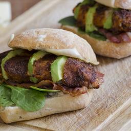 Chicken, Avocado and Bacon Sandwich