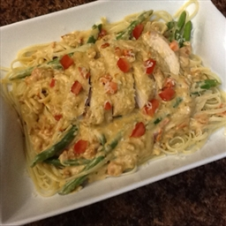 Chicken Breasts In Sun-dried Tomato Cream