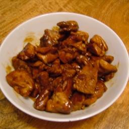 Chicken In Bbq Sauce