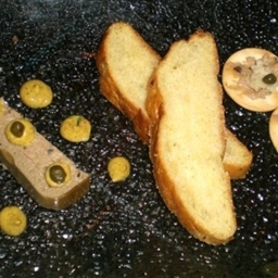 Chicken Liver Pate From Nadia