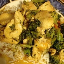 Chicken n Vegetable Stir Fry