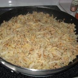 Chicken Or Turkey Hash In A Flash From Angelett