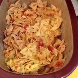 Chicken Penne Al Fresco
