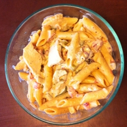 Chicken Penne Fiesta