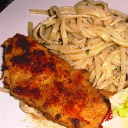 Chicken Piccata Pasta Toss