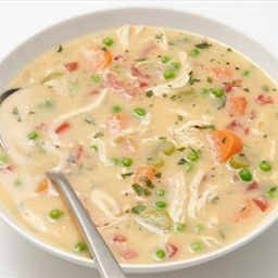 Chicken-Rice Soup