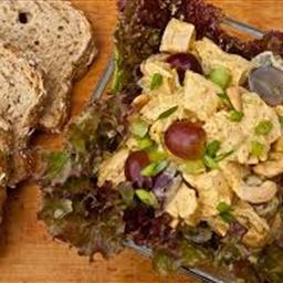 Chicken & Roasted Grape Ciabatta Sandwiches *