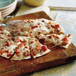 Chicken Tortilla  Pizza