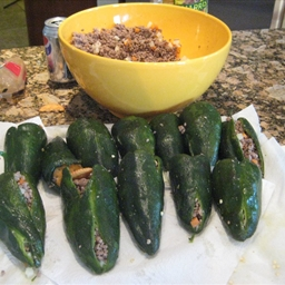 Chile Rellenos - The Real Deal