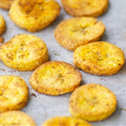 Chili-Lime Plantain Chips