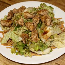 Chinese Chicken Salad (Hal's Recipe)