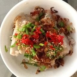 Chinese Yam cake