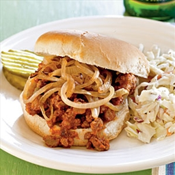 Chipotle Sloppy Joes