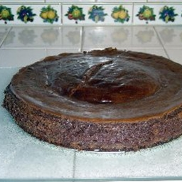Chocolate Cheesecake #07
