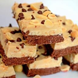 Chocolate Hazelnut Candy Bars