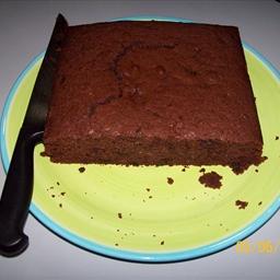 Chocolate Prune Cake