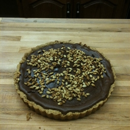 Chocolate-Ricotta Pie