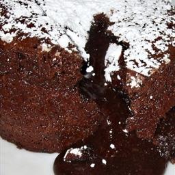 Chocolate Souffle Cakes
