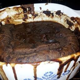 Chocolate Sponge Pudding *